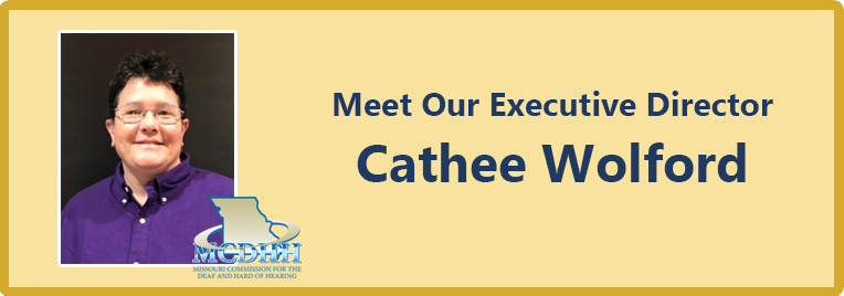Meet Our Executive Director, Cathee Wolford