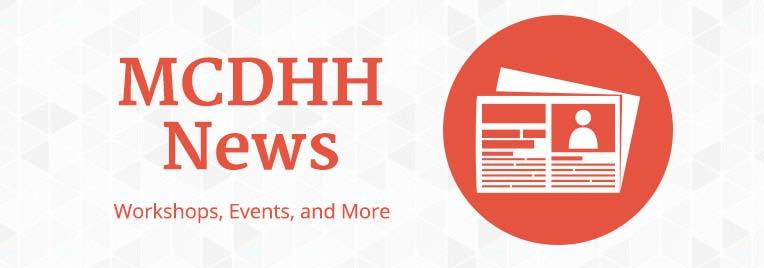 MCDHH News
